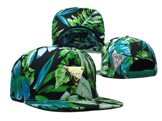 HATER Snapbacks Hat SF 23